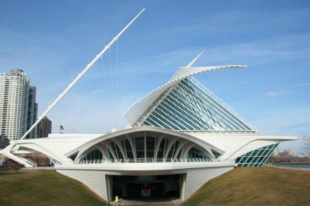 Diseños arquitectónicos innovadores: El Museo de Arte Milwaukee, en EE.UU